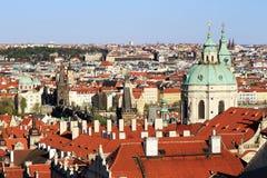Prague, the capital of Czech Republic Stock Photo