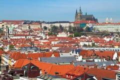 Prague, the capital of Czech Republic Stock Image