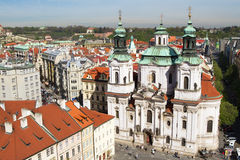 Prague, the capital of Czech Republic Stock Photography