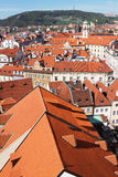 Prague, the capital of Czech Republic Royalty Free Stock Photography