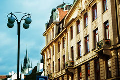 Prague, capital of Czech republic Stock Photography