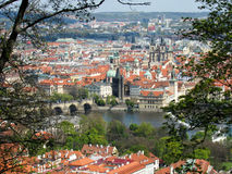 Prague. The capital of Czech Republic Royalty Free Stock Photography
