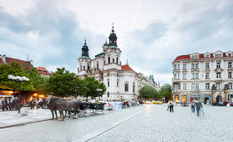 Prague, capital of Czech Republic. Royalty Free Stock Image