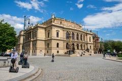 Prague capital of Czech Republic royalty free stock photography