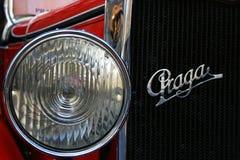 Prague car stock photos