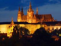 Prague Castle Royalty Free Stock Images