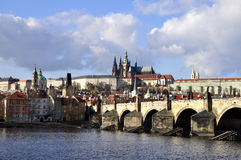 Prague Castle Royalty Free Stock Photo