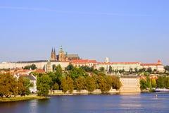 Prague Castle Royalty Free Stock Photos