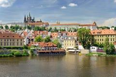 The Prague Castle Stock Photos