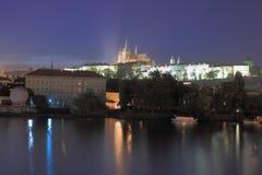 Prague castle Royalty Free Stock Photography
