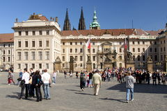 Free Prague Castle Royalty Free Stock Photography - 24028687