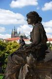 Prague Castle. (Czech Republic Royalty Free Stock Photography