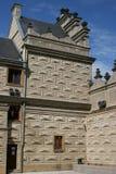 Prague Castle_architecture detail Stock Image