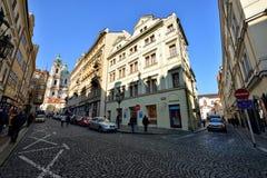 Prague Castle Area Stock Photos