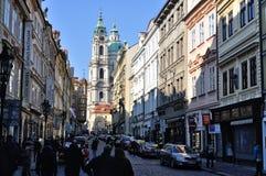 Prague Castle Area Stock Images