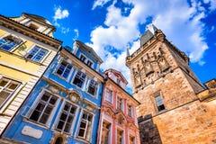 Prague Castle, Bohemia, Czech Republic Stock Photography