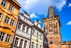 Prague Castle, Bohemia, Czech Republic Stock Photo