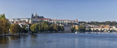 The Prague Castle Stock Photography