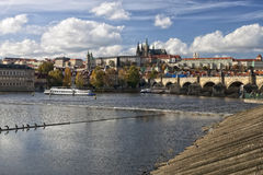 The Prague Castle Royalty Free Stock Photos