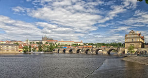 The Prague Castle Stock Images