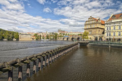 The Prague Castle Royalty Free Stock Images