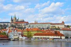 Prague Castle complex. The Prague castle complex, Czech Republic Stock Photography