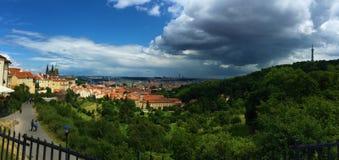 Prague, capital city of the Czech Republic royalty free stock photos