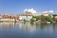 Prague Castle (Czech: Prazsky hrad) Royalty Free Stock Image