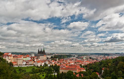 Prague Castle, Czech Republic Royalty Free Stock Images