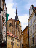 Prague Castle, Czech Republic, Beautiful Castle. Old Castle, Praha Royalty Free Stock Photo