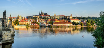 Prague Castle, Czech Republic Royalty Free Stock Photos