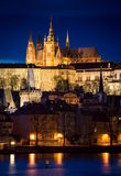 Prague Castle, Czech republic Stock Photos