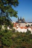 Prague castle, Czech republic Stock Images