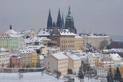 Prague castle, Czech republic Royalty Free Stock Photography