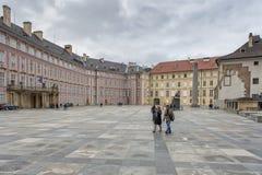 Prague Castle, Czech Republic Stock Photography
