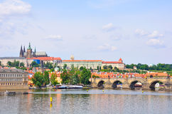 Prague Castle, Czech Republic Royalty Free Stock Photos