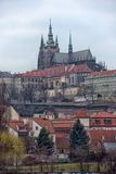 Prague castle- Czech Republic Royalty Free Stock Photos