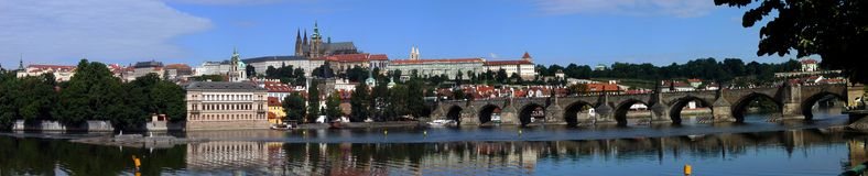 Prague Castle (Hradcany) Royalty Free Stock Photo