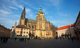 Prague Castle I Royalty Free Stock Images