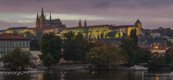 Prague Castle IX Royalty Free Stock Photo