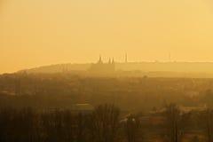 Prague castle Stock Images