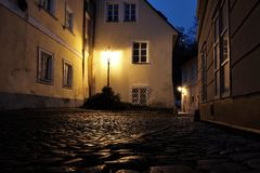 Prague Castle - New World Royalty Free Stock Images