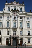 Prague Castle_palace Stock Image