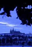 Prague castle- Prague, Czech Republic Stock Photos