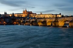 Prague castle, Prague, Czech republic Stock Images