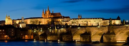 Prague castle, Prague, Czech republic Royalty Free Stock Image