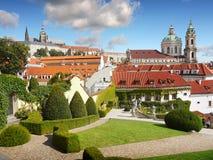 Prague Castle, St Nicholas Church Royalty Free Stock Image
