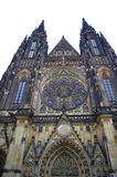 Prague castle towers Royalty Free Stock Photography