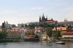 Prague - Castle View Stock Photography