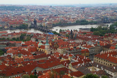 Prague  Castle View Royalty Free Stock Photo